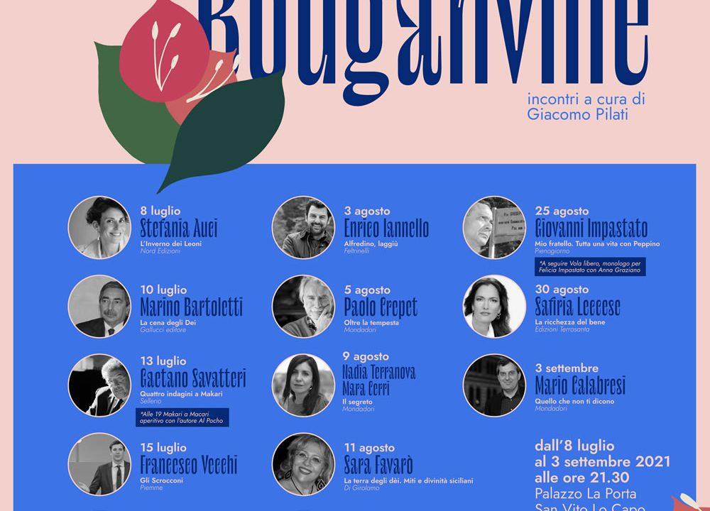 Libri autori e Bouganville
